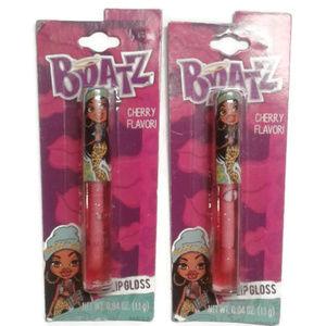 5/$25 Bratz Cherry lip gloss 2 tubes